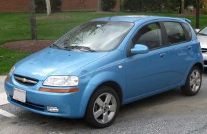 Autopotahy Chevrolet Aveo