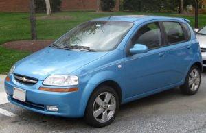 autobaterie Chevrolet Aveo