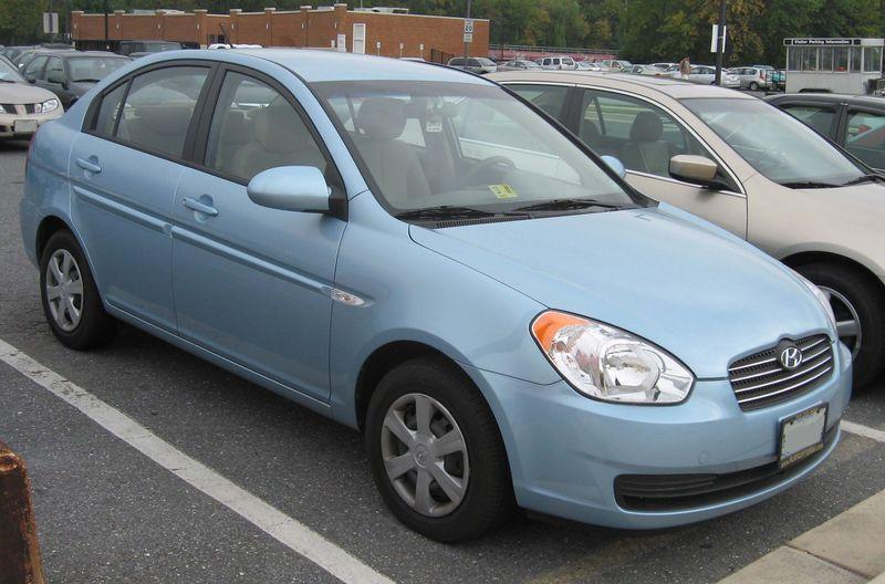 Baterie Hyundai Accent
