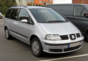 Baterie Seat Alhambra