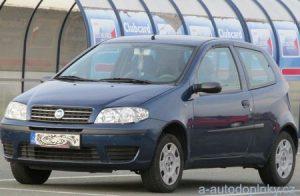 Autopotahy Fiat Punto