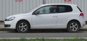 VW Golf 3 door
