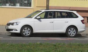 Škoda Fabia 3 kombi