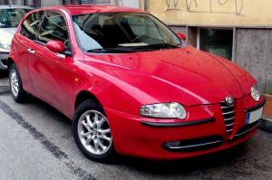 Autobaterie Alfa Romeo 147