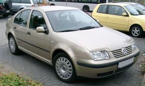 Pneumatiky Volkswagen Bora