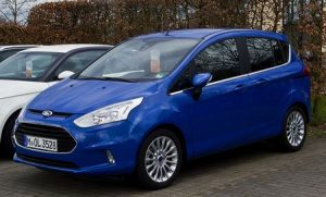 Autobaterie Ford B-MAX