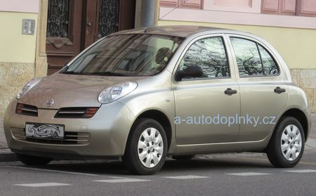 Autobaterie Nissan Micra