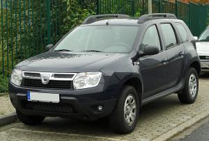Autobaterie Dacia Duster