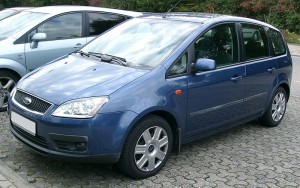 Pneumatiky Ford C-Max