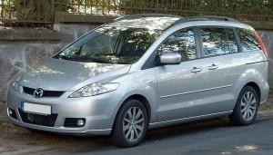 pneumatiky Mazda5