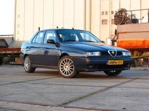Střešní nosič Alfa Romeo 155