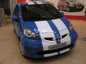 Pneumatiky Toyota Aygo