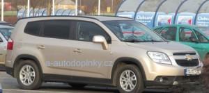 Autobaterie Chevrolet Orlando