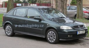 Autobaterie Opel Astra