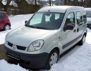 Pneumatiky Renault Kangoo