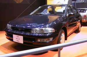 Autopotahy Toyota Carina