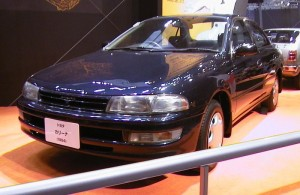 Pneumatiky Toyota Carina
