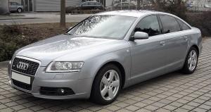 Střešní nosič Audi A6