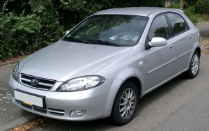 Chevrolet Lacetti (Daewoo Lacetii)