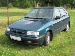 Pneumatiky Škoda Felicia
