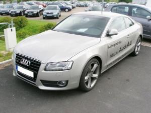 Střešní nosič Audi A5