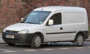 Střešní nosič Opel Combo