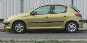 Peugeot 206 hatchback 5dv