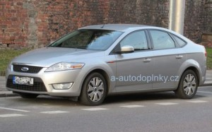 Pneumatiky Ford Mondeo