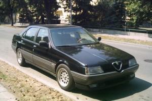 Pneumatiky Alfa Romeo 164