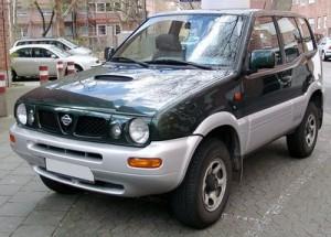 Autobaterie Nissan Terrano II