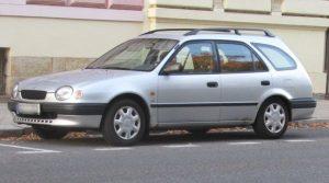 Corolla old