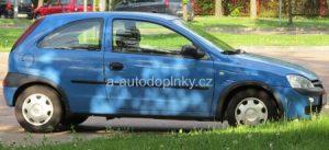Autopotahy Opel Corsa