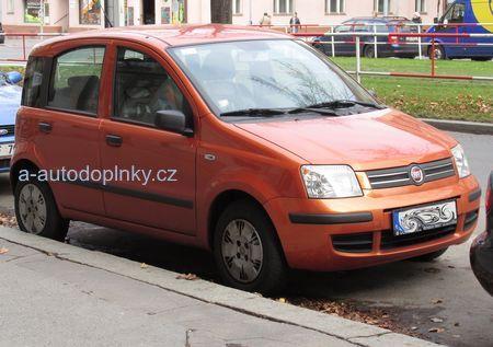 Autokoberce Fiat Panda