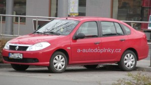 Autobaterie Renault Thalia