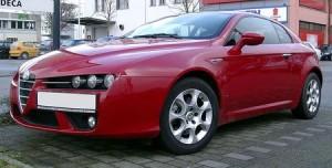 Pneumatiky Alfa Brera