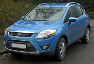 Autobaterie Ford Kuga