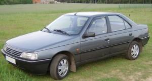 Pneumatiky Peugeot 405