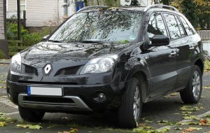 Pneumatiky Renault Koleos