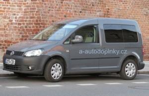 Autobaterie Volkswagen Caddy