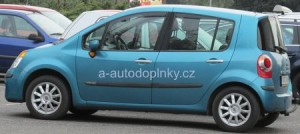 Autobaterie Renault Modus