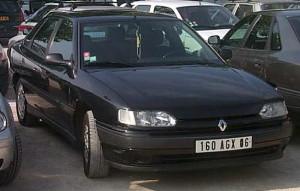 Autobaterie Renault Safrane