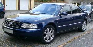 Střešní nosič Audi A8