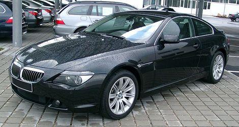 Autobaterie BMW 6