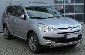 Pneumatiky Citroën C-Crosser