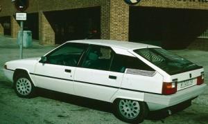 Autobaterie Citroen BX