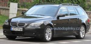 Autobaterie BMW 5