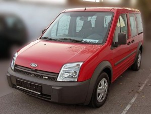 Autobaterie Ford Tourneo Connect