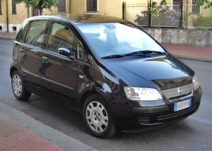 Střešní nosič Fiat Idea