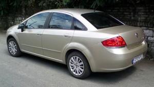 Autobaterie Fiat Linea
