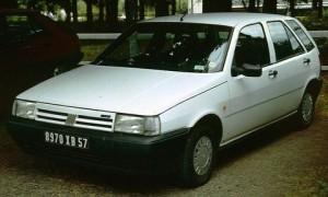Střešní nosič Fiat Tipo